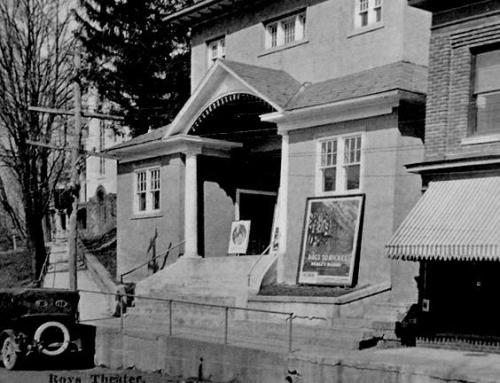 Roy's Theater c1923