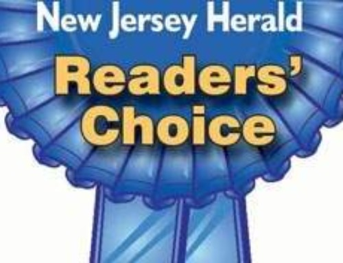 Roy's Hall Nominated for 2017 New Jersey Herald Reader's Choice Award