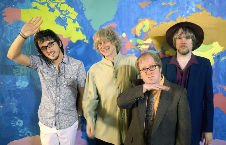 NRBQ at Roy's Hall